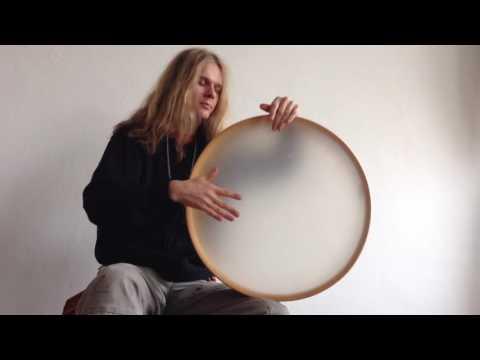 Frame drum solo - Petr Bureš