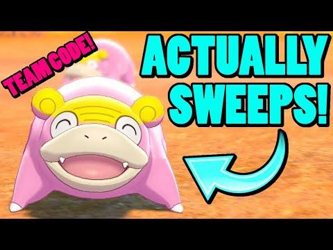 DON'T Overlook Galarian Slowpoke In Pokemon Sword And Shield