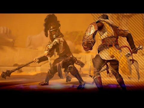 Welkom in Egypte - Eerste indruk #1 - Noway (Assassins Creed Origins)