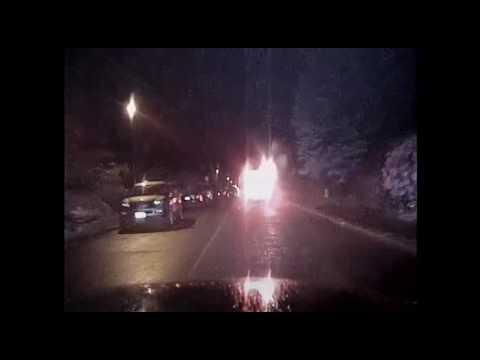 Officer Pursue Stolen Aid Car