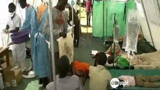 مرض الكوليرا أودى بحياة أكثر من 8500 شخص في هايتي منذ 2010     - أخبار الآن