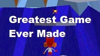 The Greatest Video Game Ever Made: Bubsy 3D Review