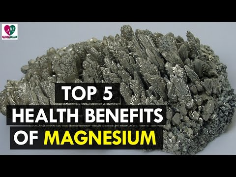 Top 5 Health Benefits of Magnesium - Health Sutra