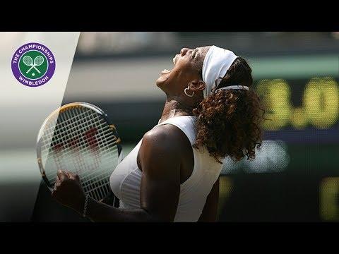 Williams v Dementieva: Wimbledon Semi-final, 2009 (Extended Highlights)