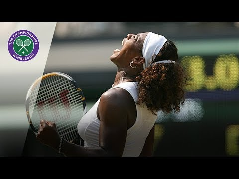 Serena Williams v Elena Dementieva: Wimbledon Semi-final, 2009 (Extended Highlights)