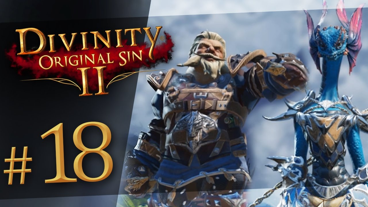 Divinity Original Sin 2 18 The Cursed Lever Youtube