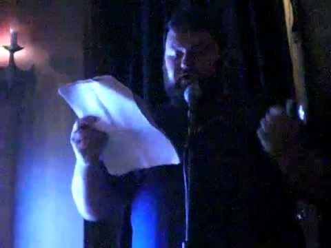 Sean O'Callaghan - Live at The Birmingham 11/11/11 (part 1 of 2)