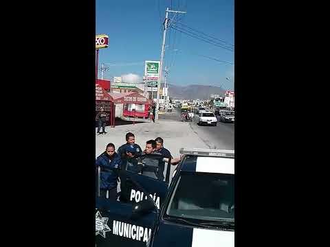 Abuso de autoridad en Mineral de la Reforma, Hgo.