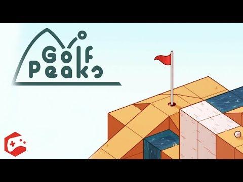 Golf Peaks (By Afterburn) iOS/Android Gameplay Video