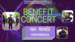Nia Renée Performance: LFOA, Inc. 2021 Benefit Concert
