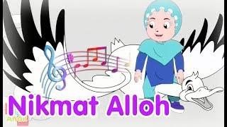 Nikmat Alloh | Diva Bernyanyi | Lagu Anak Channel