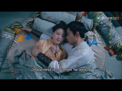 Sleeping Together Han Shuo Treating Chen Qianqian Gently - The Romance of Tiger and Rose 传闻中的陈芊芊