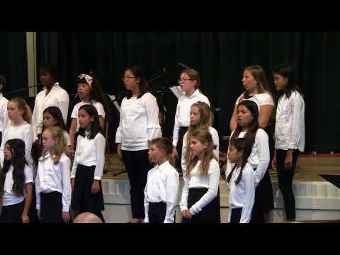 Elemental Choir performs Mon Coq est Mort
