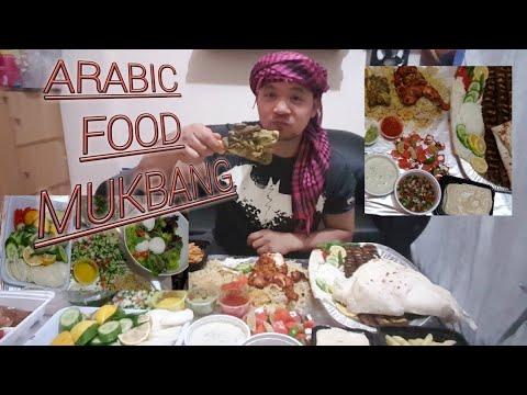 ARABIC FANTASTIC  FOOD | PINOY EAT | Mukbang Eating Show