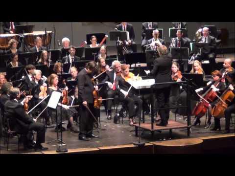 Bartok Viola Concerto M. Zemtsov, viola- K. Karabits, cond., Het Residentie Orkest