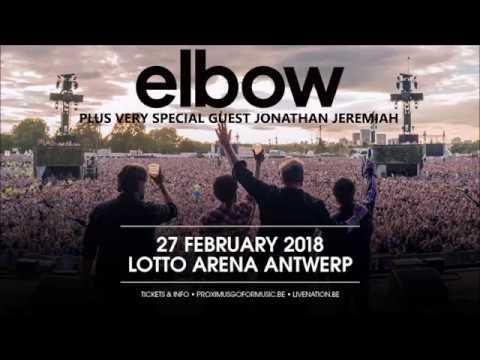 Elbow - Lotto Arena, Antwerp   27-02-2018