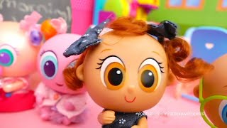 Distroller Toy Babies School - Toddlers Learn Nursery Rhymes and Kids Find Surprise Toys in Slime