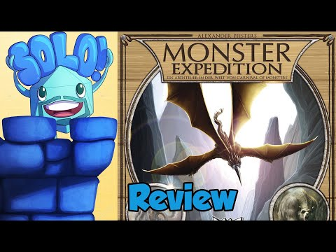 Monster Expedition Board Game Boardgamegeek