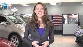 Karp Buick Showroom