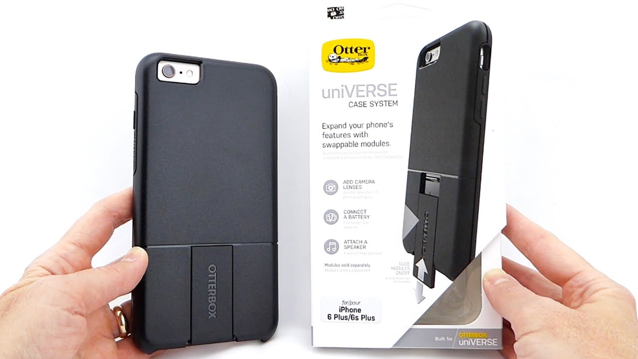 new concept 2af4c 41649 Swap out your Accessories with the OtterBox UniVERSE: A Modular Case System  for iPhone 6s+!