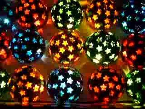 christmas 20 ball lights - Christmas 20 Ball Lights - YouTube