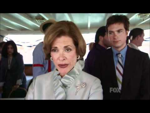 Arrested Development - Lucille being dramatic