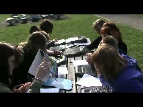 Selworthy School: 3rd Millennium Learning Award video