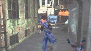 Resident Evil 2 (tech demo) - Resident Evil 2 (tech demo) (GBA / Game Boy Advance) - User video