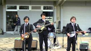 The Beatles tribute band in Japan