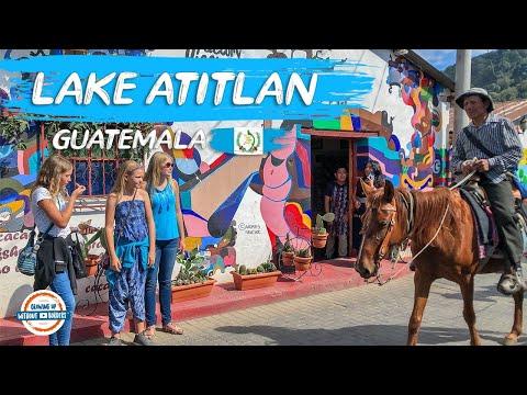 Lake Atitlan Guatemala Travel Guide | 90+ Countries With 3 Kids