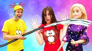 Челлендж мокрая голова: смешное видео. Лучшая подружка Вика и Федор