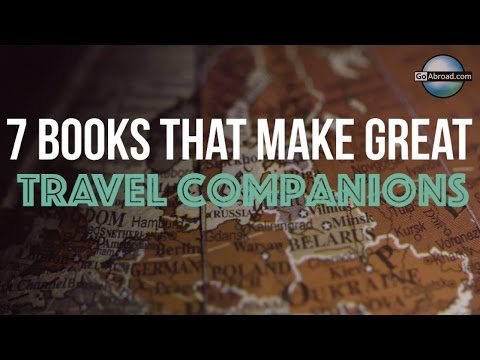 7 Books That Make Great Travel Companions