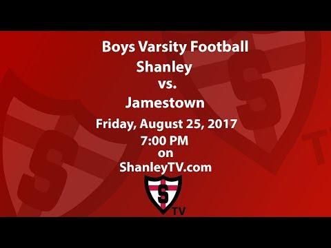 Boys Varsity Football: Shanley vs. Jamestown