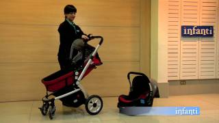 Coche Travel System Epic 2