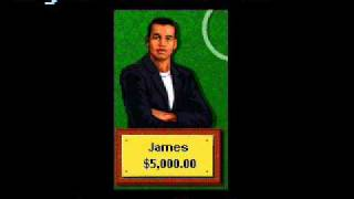 Hoyle Casino 98 - James Quotes (Blackjack)