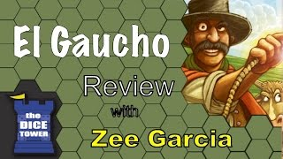 El Gaucho review with Zee Garcia
