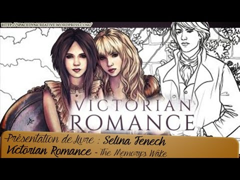 Presentation De Livre Selina Fenech Victorian Romance