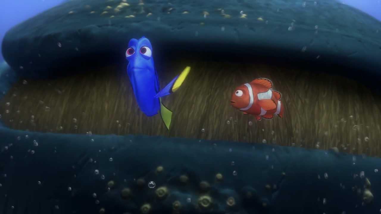 Disney Pixar España | Tráiler Buscando a Nemo 3D