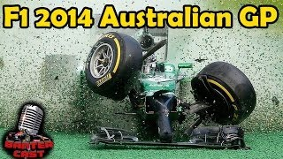 F1 2014 Melbourne Australian Grand Prix Review: BanterCast #3