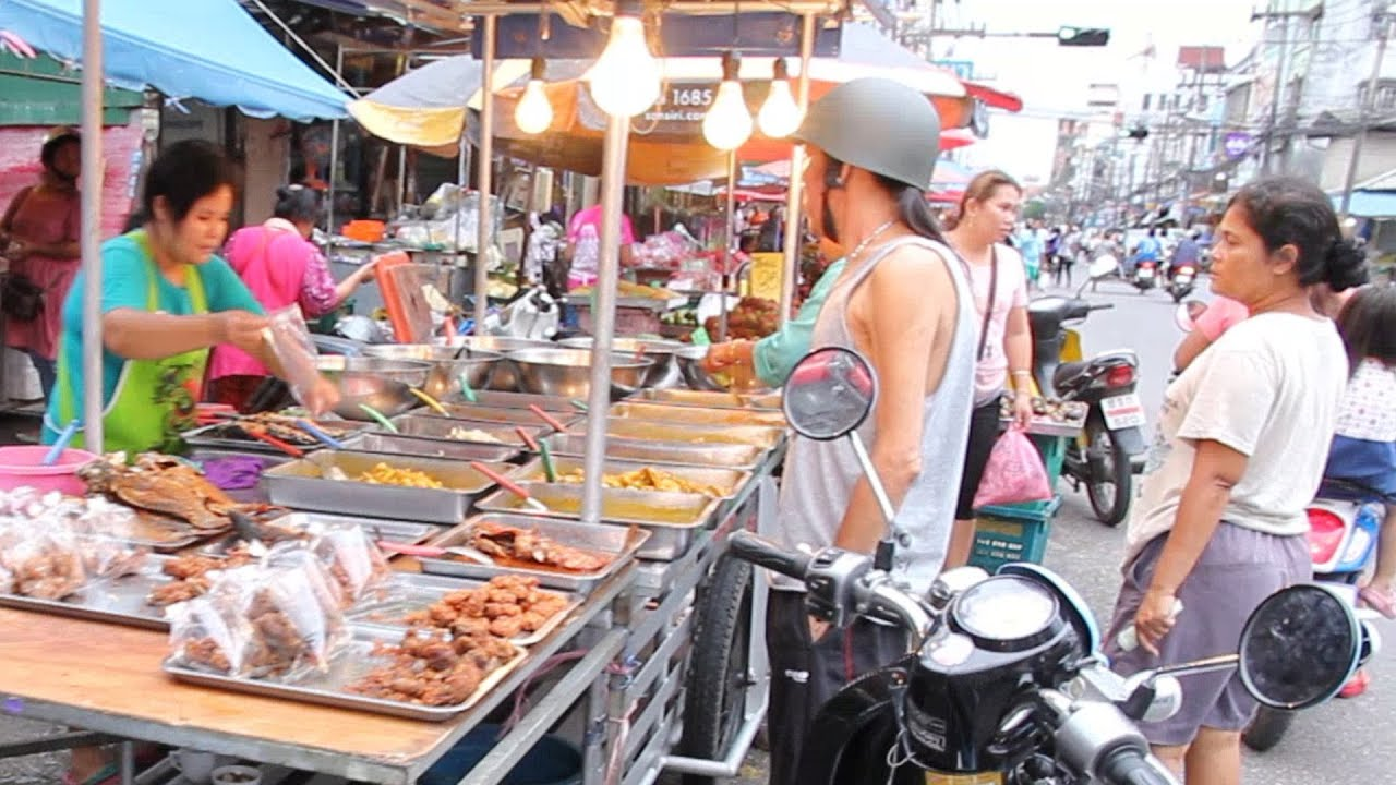 Online grocery shopping thailand