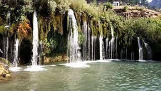 Küp Şelalesi Aladağlar milli Parkı Adana