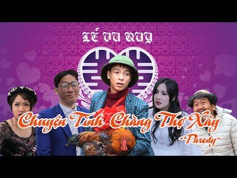 Phim ca nhạc hài Tết - CHUYỆN TÌNH CHÀNG THỢ XÂY - Parody - Thái Dương - Linh Hương Trần  2019