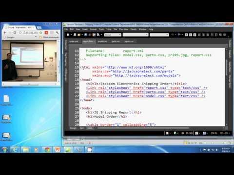 Default XML Namespace