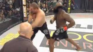 Kimbo SLice vs Tank Abbott