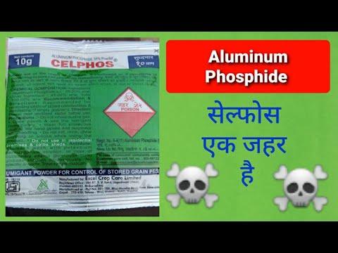 Aluminium Phosphide (Celphos) Poisoning