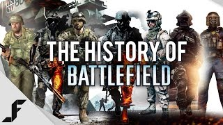 Repeat youtube video The History of Battlefield