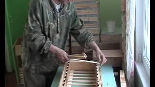 Изготовление рамок УДАВа