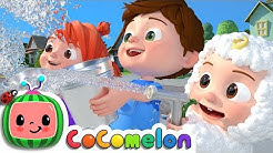 Car Wash Song | CoCoMelon Nursery Rhymes & Kids Songs