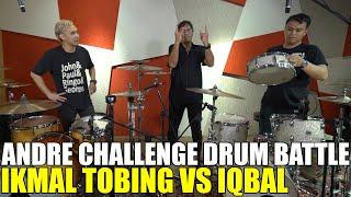 Download lagu DRUM BATTLE IKMAL TOBING VS IQBAL