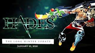 "Hades - Official ""Long Winter"" Update Trailer"